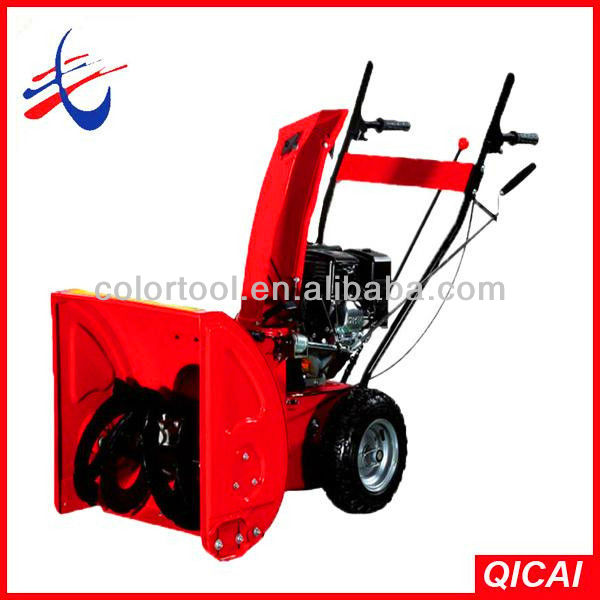 5.5HP Loncin Manual Snow Blower,Snow Thrower,Snow Plough Gasoline Power Sweeper