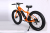 Hot sale adult fat tire electric bicycle dropship 500w mountain electric bicycle