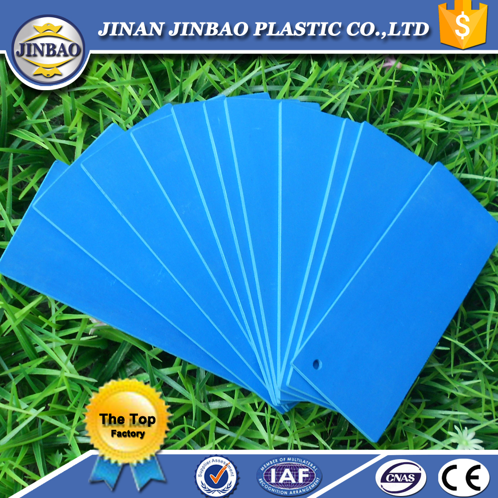 impact resistant board blue celuka sheet foam panel