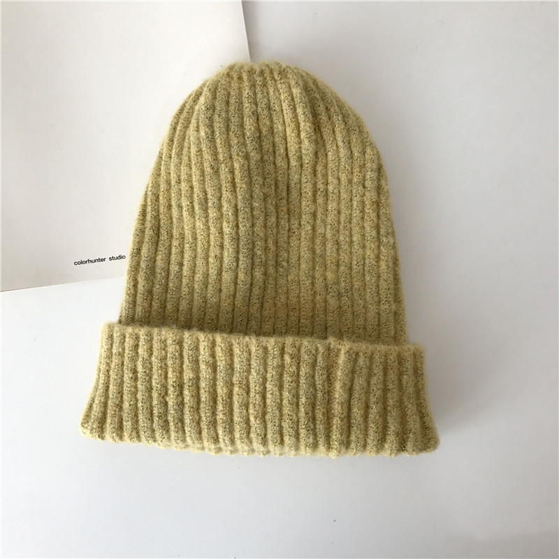 Personalized braid trapper knitted mohawk hat licensed