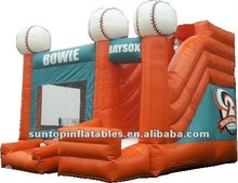 hot toys inflatable air inflated children playground for children