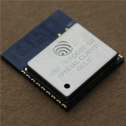 ESP8266 serial WIFI model ESP-WROOM-02