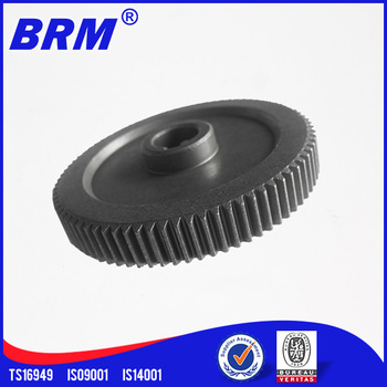 PM powder compaction molding parts for construction machinery