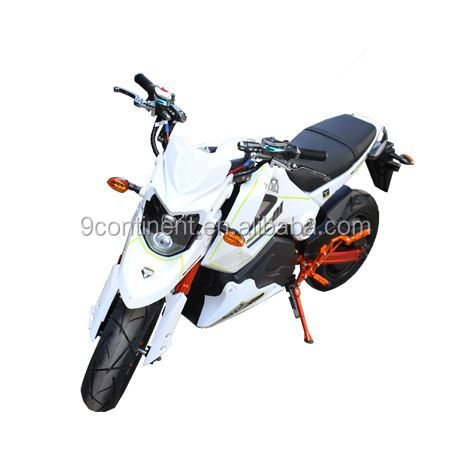 Factory Cheap 60V20AH Electric off road motorcycles