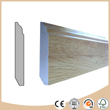 Hot pressed Skirting board moulding