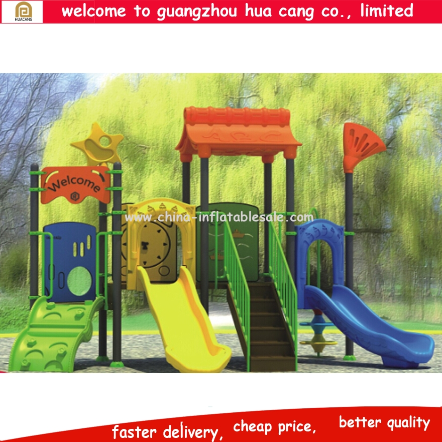 2016 Entertainment toy kids' funny outdoor cheap playground equipment