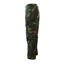 Bdu army camouflage woodland colour military tactical pants