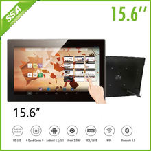 "15.6"" inch interactive all in one pc, android all in one pc tv"