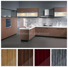 hot sale kitchen cabinet design sample