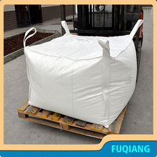 Cement fibc jumbo bag cement big bag 1 ton 1.5 ton bulk bags