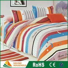 High quality tear-resistant bed sheets microfiber fabric disposable baby bedding set