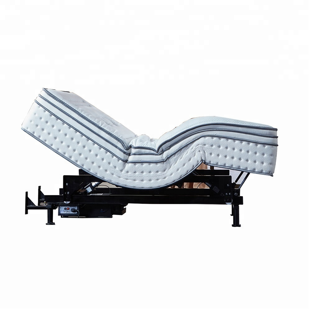 All sizes and home furniture general use body electric adjustable massage bed mattress - Jozy Mattress | Jozy.net
