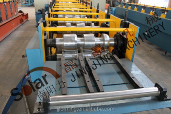 cold roll gutter forming machine
