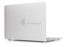 "Hard Rubberized Matte Protective Case for MacBook Pro 15""(A1286) Shell, Clear"