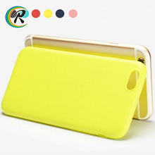Clear soft smartphone case for iphone 5c back cover housing replacement for iPhone 5 Scrub soft cover case