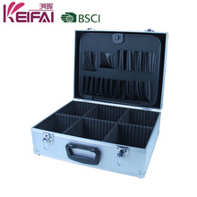 Factory Lowest Price Hard Shell Aluminum Hairdressing Tool Case