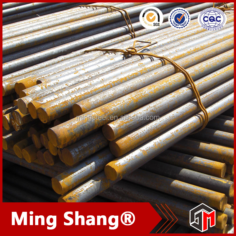 aisi 4140 carbon alloy Iron round bars with a suitable price from China