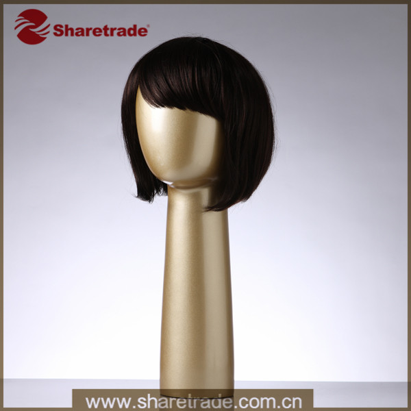 Good Quality Hair Styling Head Human Mannequin For Wig