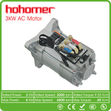 Cheap High Quality Electric Motor Three Phase Electric Motor 5hp For Club Cars/Golf Carts