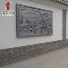 Chinese historical figures Culture Stone for Walls