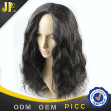 JP hair top quality hot selling brazilian lace front wigs 100% human young lady hair