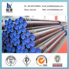 BS EN 10297 16MnCr5 16MnCrS5 Seamless circular steel tubes for mechanical and general engineering purposes