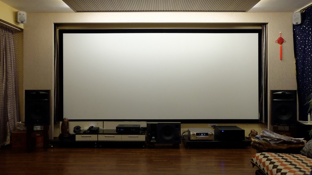 180 inch 250 inch 300 inch 400 inch projector screen for 100 inch motorized projector screen