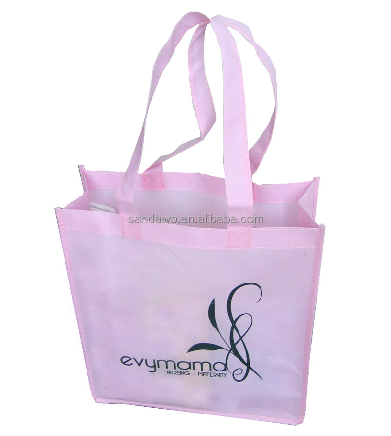 Best Selling High Quality Cheap printed reusable non woven grocery bag
