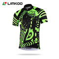 Flourescent SS Cycling Jersey