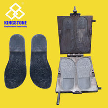 Kingstone Man Shoe Mould Maker Insole/Midsole Making Mold