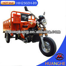 250cc water-cooled cargo trike