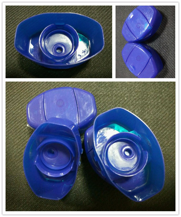 Free sample 200ml 400ml shampoo cap bottle cap/hair care shampoo cap