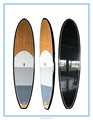 factory supply epoxy 10'6'' black sup paddle board
