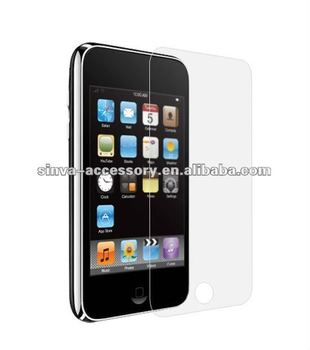 For iPad 2 Anti-fingerprint Screen Protector fGalaxy s3 and note
