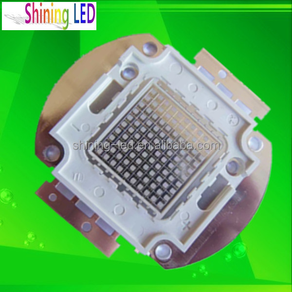 Ultraviolet Diode Epileds Chip High Power Array 10W to 100w 405nm UV LED