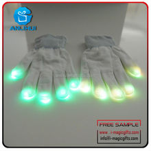 LED Magic flash Gloves For club concert party or festive