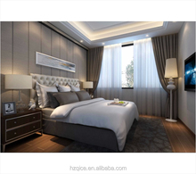 European hotel bedroom furniture set solid wood furniture customized size best selling OEM