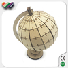 3D Globe Puzzle Kids Wooden Educational