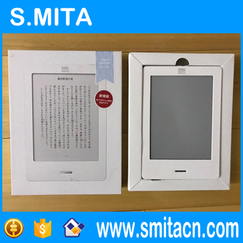 PDF eReader E book Reader Original Kobo e-ink Touch screen 6 inch WiFi 2GB electronic e Book Reader