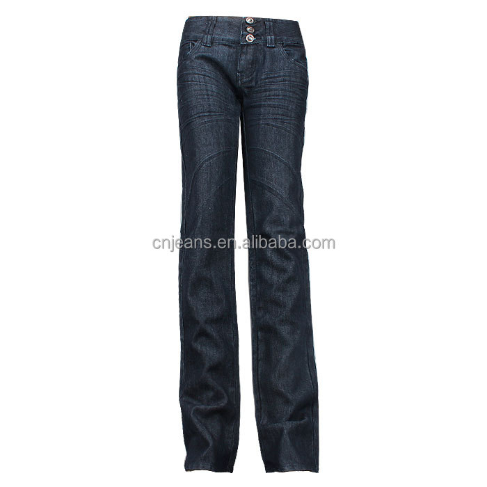 New fashion style high quality wholesale jeans