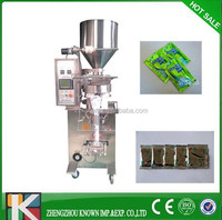 automatic small manual tea bag packing machine