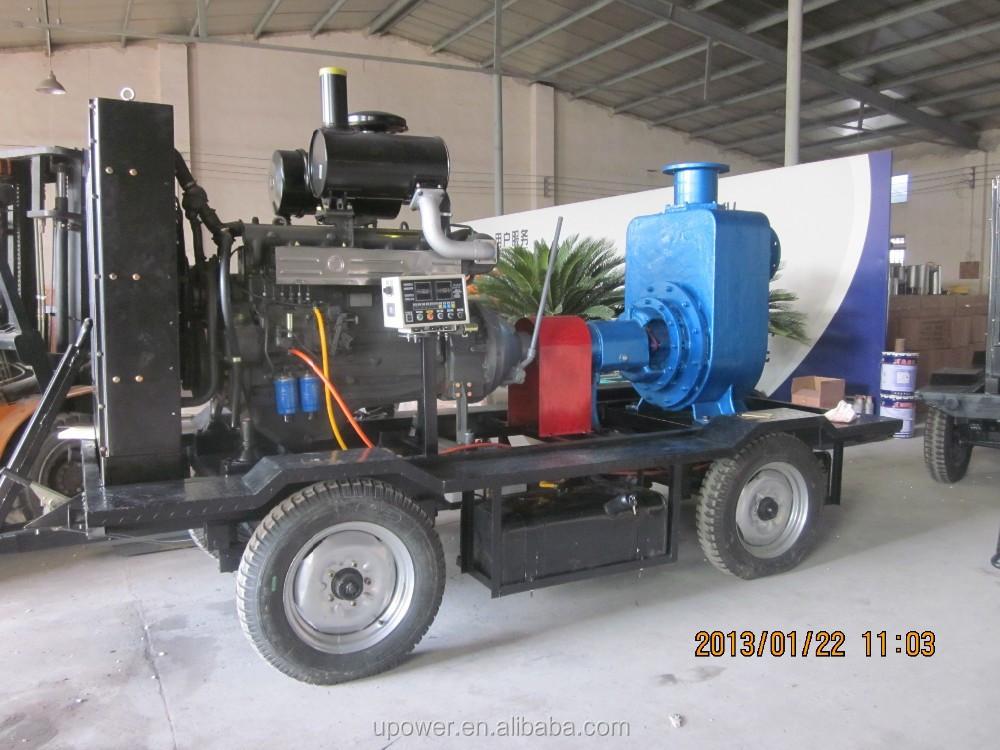Diesel Engine Driven Large Flow Water Pump Buy Diesel