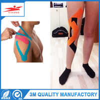 Wholesale low price CE FDA approved Olympic games Muscle Pain Relief Kinesiology tape