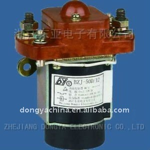 DC CONTACTOR BZJ-50D low investment high profit