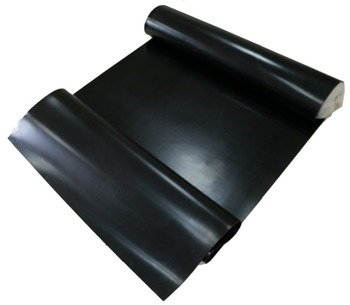 wholesale smooth surface Butyl rubber sheet