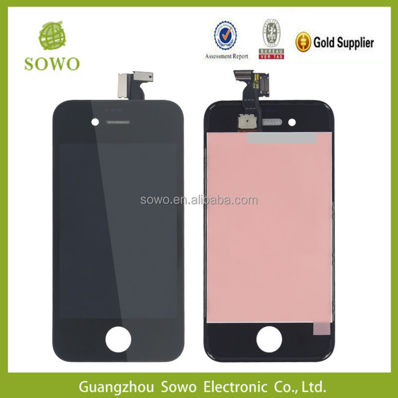 Phone parts Supplier for iPhone 4s lcd, lcd screen for iPhone 4s, for iPhone 4s lcd display digitizer