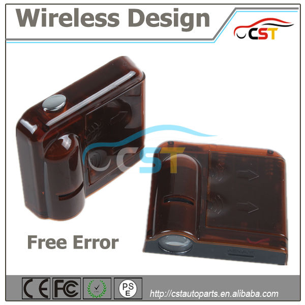 Hot selling Wireless LED car logo light all cars names and logos 9G