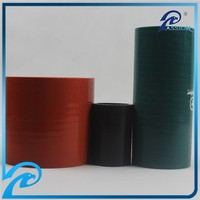4 mm Wall Thickness 1 Meter 3 Ply Thin Silicone Rubber Tube