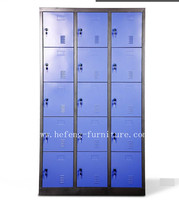 Customized metal locker from Luoyang Jin Feng