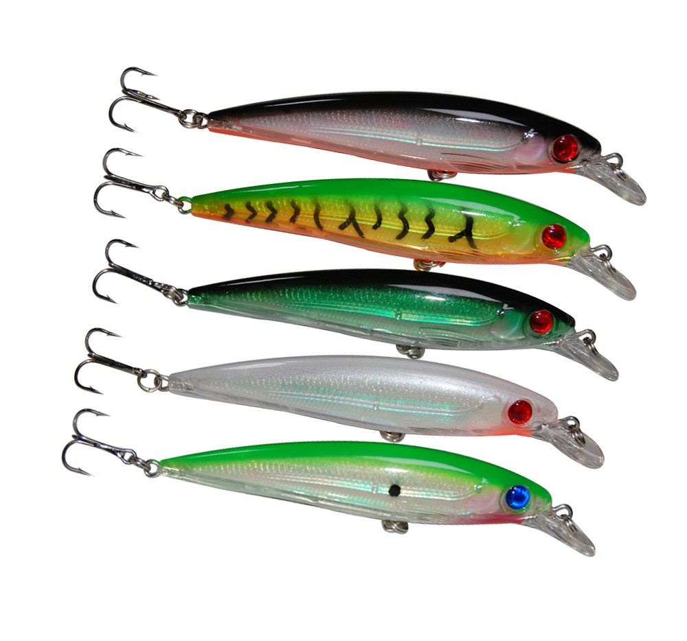 Wholesale minnow fishing lures hard bait fishing tackle for Wholesale fishing tackle suppliers and manufacturers